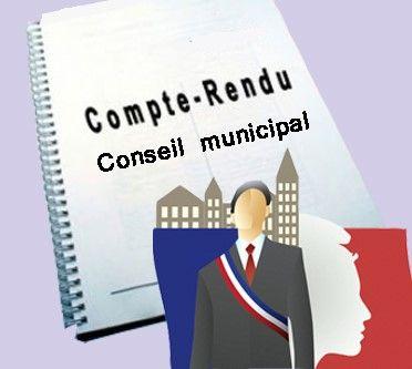 Compte-Rendu Conseil Municipal du 24 juin 2021